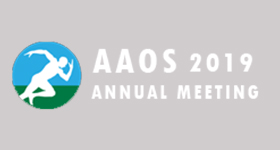 AAOS American Academy of Orthopaedic Surgeons<br>March 12-16 2019