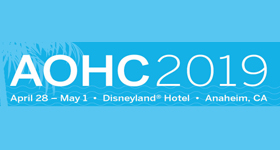 American Occupational Health Conference<br>April 28 – May 1, 2019