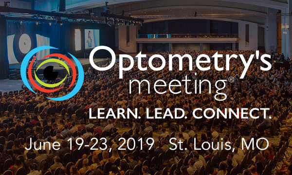 Optometry's Meeting<br>June 19-23 2019