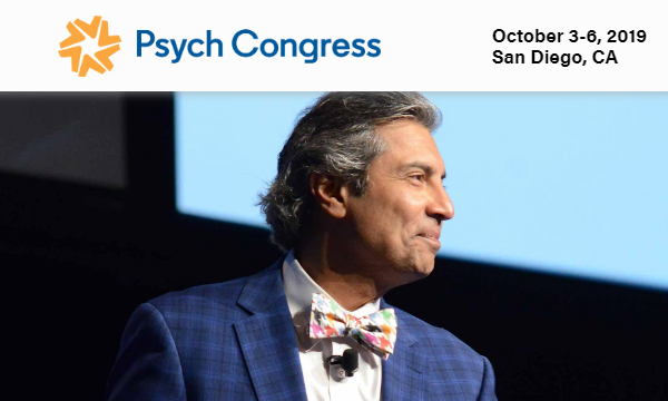 Psych Congress 2019 – Booth #416 <br>October 3-6