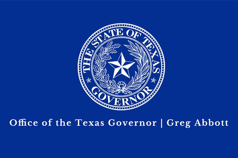Texas Governor Greg Abbott Announcement